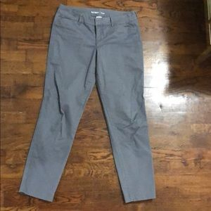 Old Navy gray pants